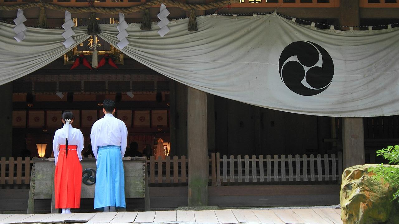 神社などの参拝